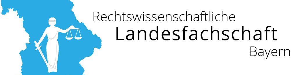 Rechtswissenschaftliche Landesfachschaft Bayern